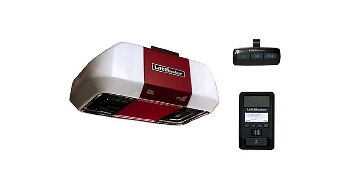LiftMaster 8550W Belt Drive Garage Door Opener image