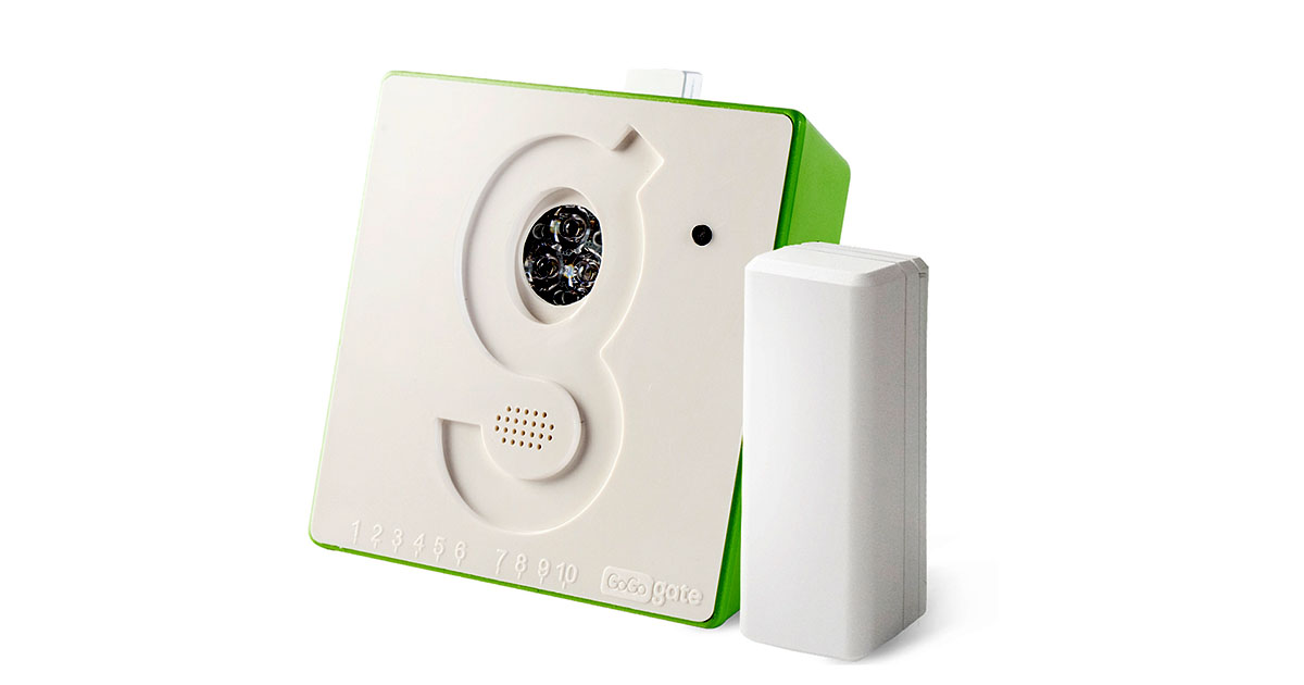 Gogogate 2 Open and close your garage door remotely with your Smartphone image