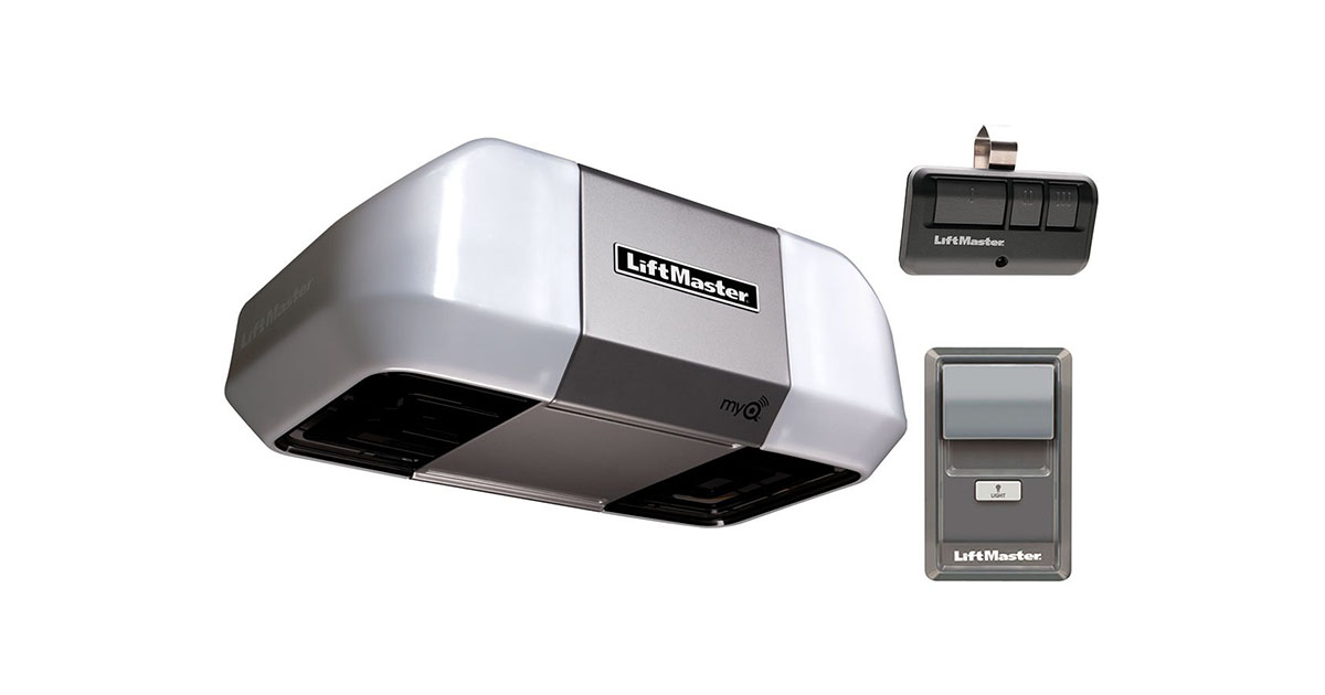 Liftmaster 8355 Garage Door Opener Review Smart Premium Series
