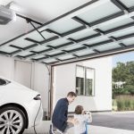 Smart garage door Opener image