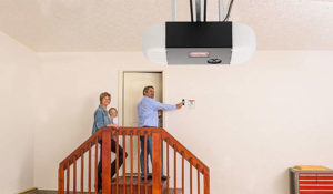Chain Drive Garage Door Opener image