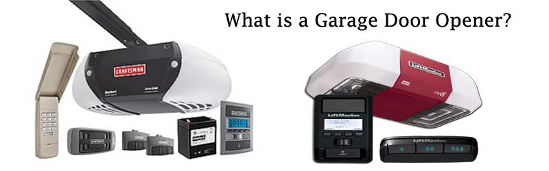 What is a Garage Door Opener Image