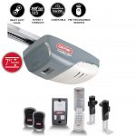 Genie ChainMax 1000 Garage Door Opener Model 3022-TKH image