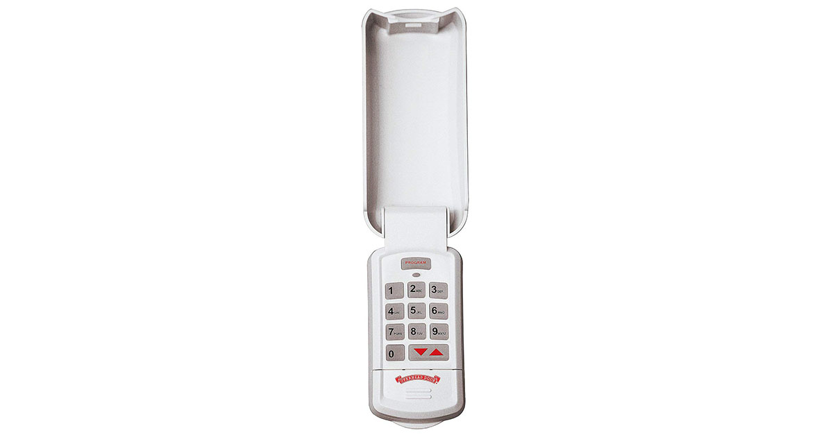 Overhead Door Wireless Garage Door Opener Keypad OKP-BX image