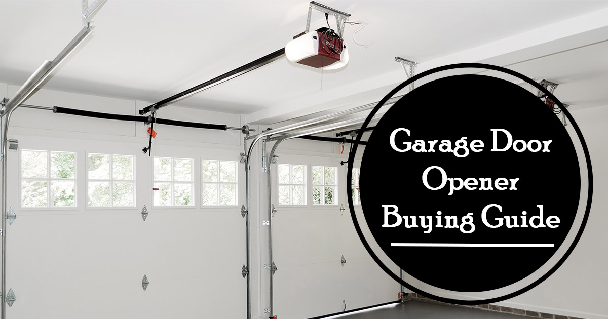 Garage Door Opener Buying Guide image