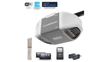 Chamberlain C870 Garage Door Opener Review 2020 – Features & Specs