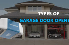 Different Garage Door Opener Types | All about Chain, Screw, Belt Drive, Smart, Remote Openers