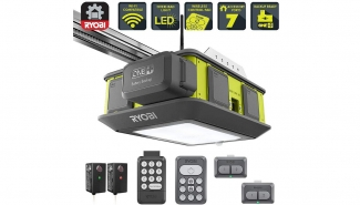 Ryobi Ultra-Quiet Gd201 Opener – Buy & Enjoy its Battery Backup Capability