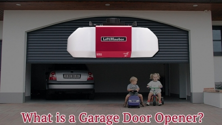 What is Garage Door Opener and Why we need it? – Types of Garage Openers